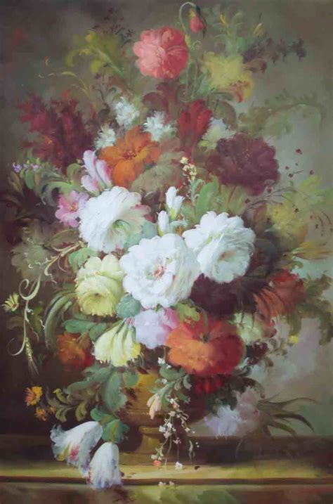 paintings of flowers most beautiful flowers painting gallery