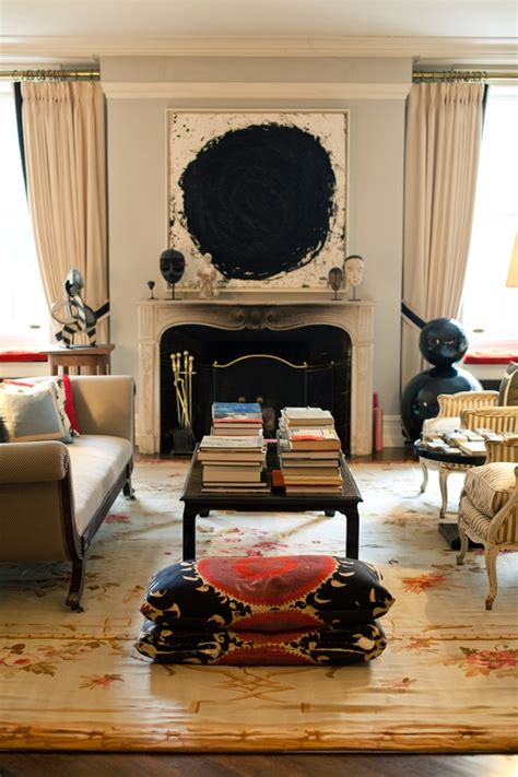 Kate Spade Interior Design by S 7 Top Interiors With Aubusson Rugs
