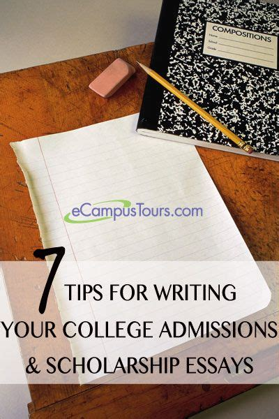 tips for writing college papers i one kid already looking into colleges saving this
