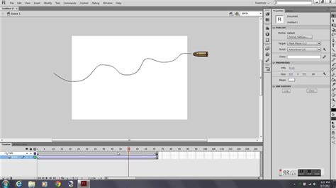 adobe flash tutorial how to design a environment 2d animation motion path tutorial adobe flash cs6