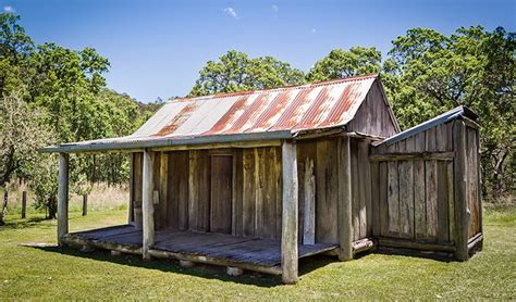 youdales hut  stockyards nsw national parks