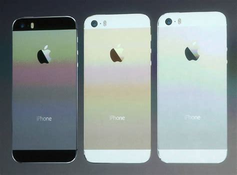 iphone 5s color change apple officially announces iphone 5s and 5c find out what