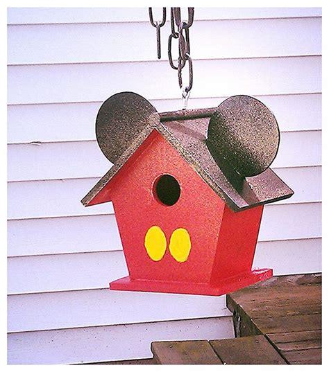 lillie grace look it is a mickey bird house disney i hjemmet bird houses
