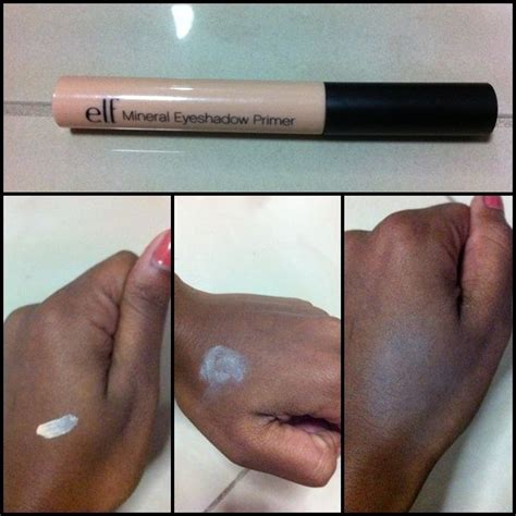 E L F Mineral Eyeshadow Primer e l f mineral eyeshadow primer reviews photos