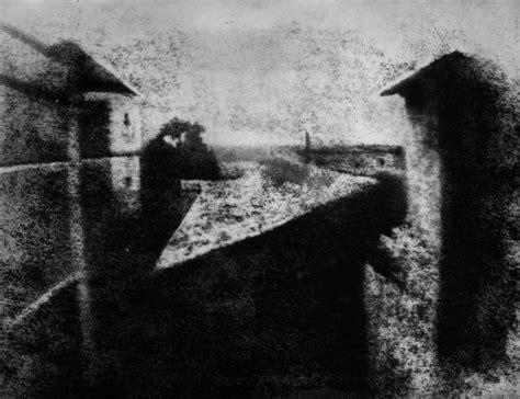 wann entstand die erste fotografie fokussiert einzig in mannheim die erste fotografie