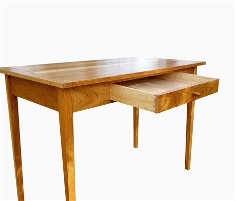 style desk buy a custom cherry shaker style writing desk made to