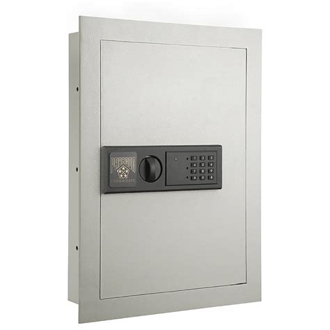 paragon electronic wall safe 0 83 cf large safes