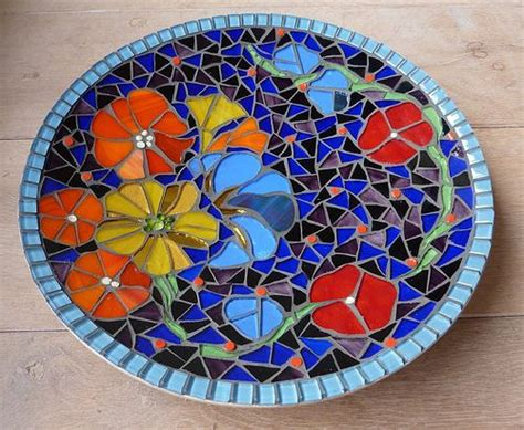 mosaic pattern dishes 134 best mosaic dishes images on pinterest mosaic ideas