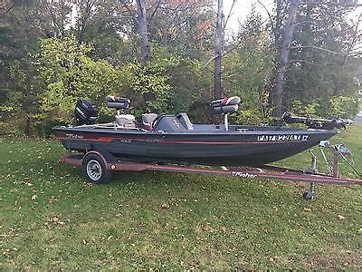 fisher aluminum boats fisher bass boat boats for sale