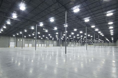 led light design awesome led warehouse lighting led high