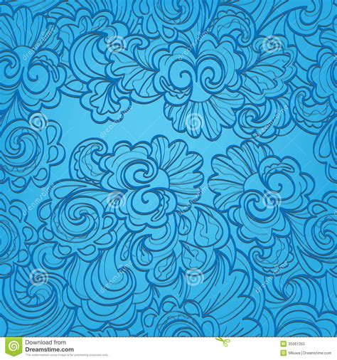blue patterned origami paper floral background royalty free stock photo image 35061355