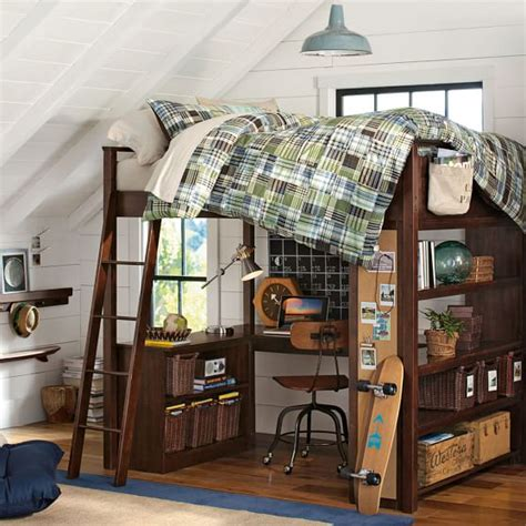 sleep and study loft bed sleep study 174 loft pbteen