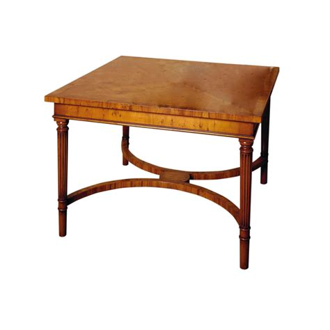 Yew Coffee Table Titchmarsh Goodwin Yew Coffee Tables