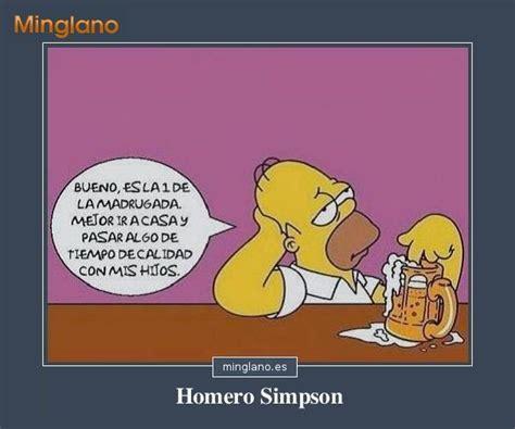 imagenes muy chistosas de los simpson frases muy tontas y graciosas de homero