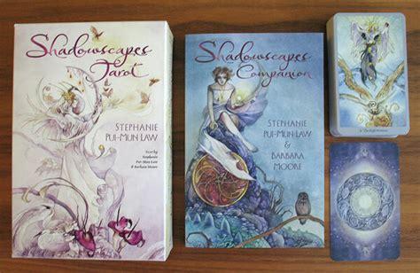 libro shadowscapes tarot 78 card shadowscapes tarot avalon store