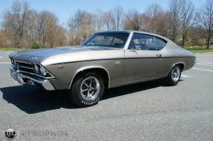 chevrolet chevelle ss cars zone
