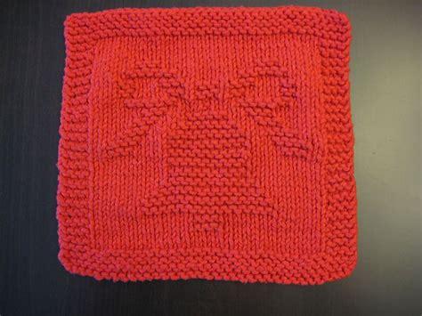 christmas tree knitting pattern dishcloth 324 best knit christmas images on pinterest knitting