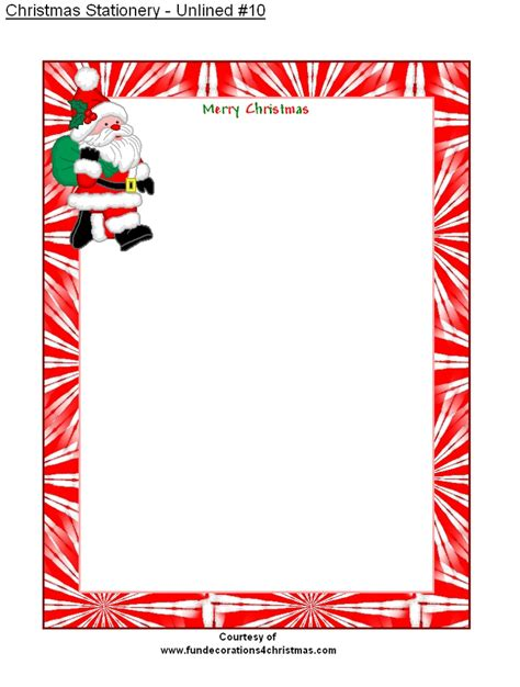 free printable unlined stationery 1000 ideas about christmas stationery on pinterest free