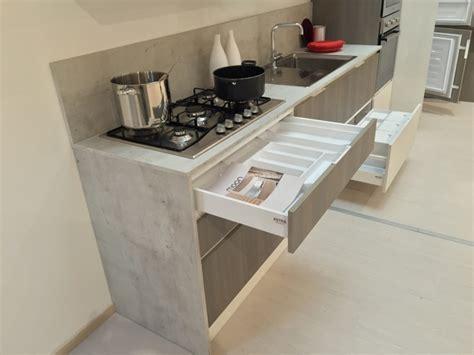 cucine grigio rovere cucina moderna astra cucine laminato materico rovere