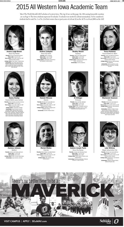omaha world herald go section 2015 omaha world herald scholars by omaha world herald issuu