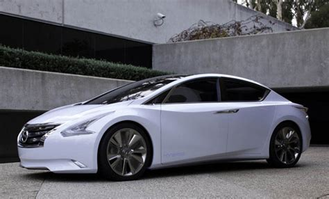 nissan maxima hybrid interview ellure concept shows new nissan hybrid system