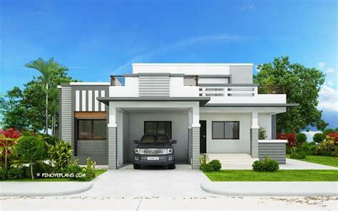 bedroom modern house design modern bungalow house design