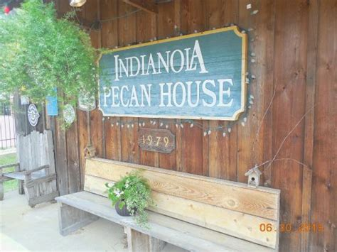 indianola pecan house font of the pecan house foto di indianola pecan house indianola tripadvisor