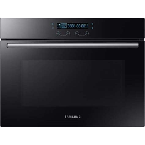 Microwave Samsung Low Watt samsung nq50h5537kb prezio 800 watt microwave built in
