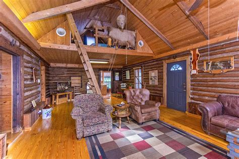 lake martin al historic waterfront cabin for sale 645