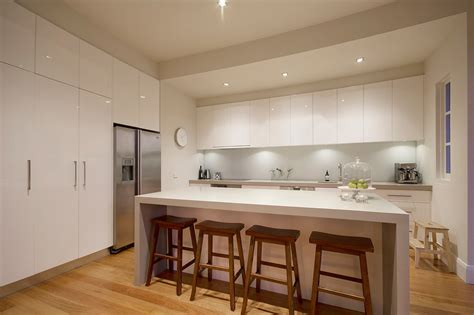 Floor To Ceiling Kitchen Cabinets Kitchen Contemporary