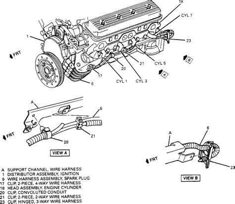 i need spark wire illustration for a 1994 buick