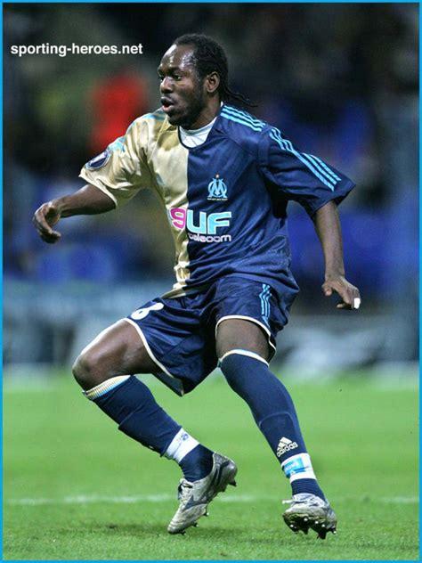 wilson oruma uefa coupe 2005 06 olympique de marseille