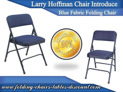 Back App Chair Price larry hoffman chair introduce blue fabric folding chair