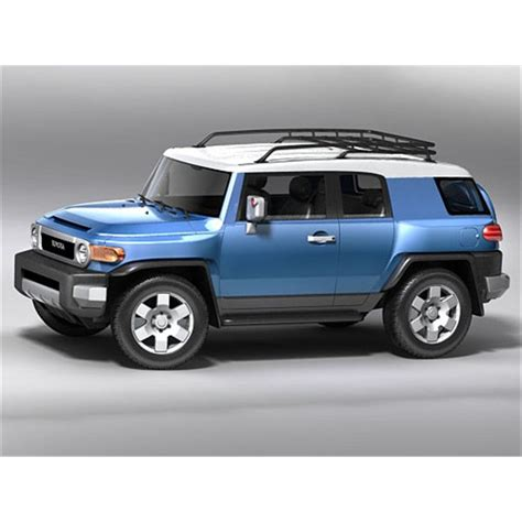 Toyota Suvs Models Toyota Fj Cruiser Pictures Posters News And On