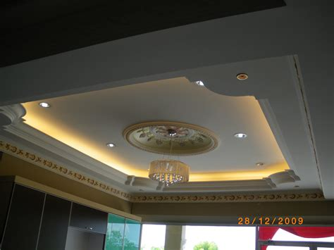 Step Ceiling Design Plaster Ceiling Project