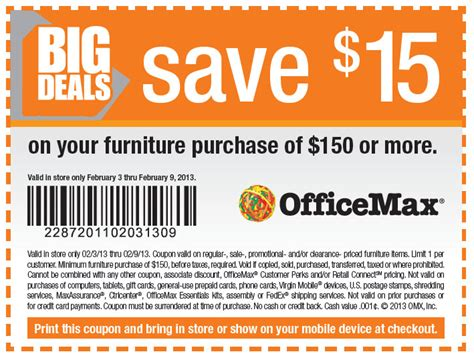 office depot furniture coupon officemax 30 25 coupon search results dunia photo