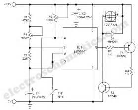 electric ac heater controller unit