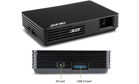 Proyektor Acer Mini acer mini c120 projector zimall s shopping mall