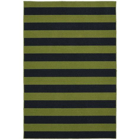 rugby rug garland rug rugby grasshopper green indigo blue 5 ft x 7 ft 5 in area rug rb000a60089n8 the