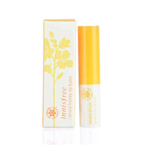 Innisfree Honey Lip Balm 3 5g innisfree canola honey lip balm 3 5g