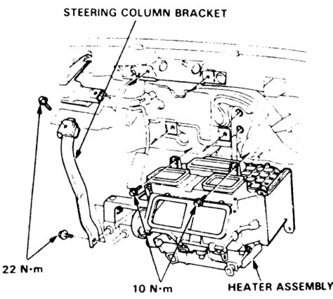 how to remove a heater control on a 1985 lincoln continental service manual how to remove heater from a 1988 lamborghini countach workmate g body monte