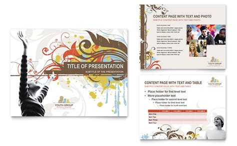 template powerpoint youth church youth group powerpoint presentation powerpoint