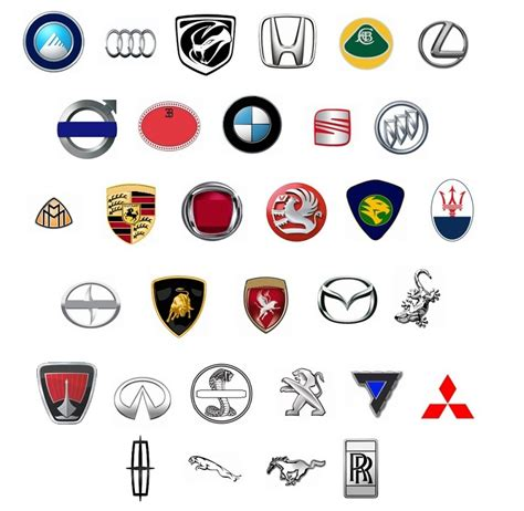 Car Logos Part 2 (picture click) Quiz - By xant_spectro W Car Logo Name