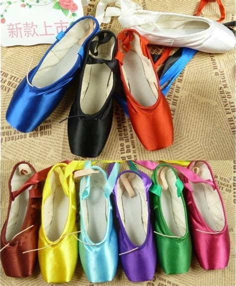 colored shoo colored pointe shoes www pixshark images galleries