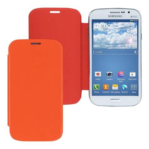 Casing Belakang Samsung Grand Duos kwmobile flip cover for samsung galaxy grand neo grand duos slim back ebay