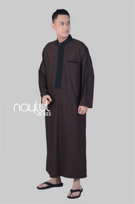 Jubah Gamis Pria Naylul Jb 022 jual gamis jubah modern naylul jb023 di lapak naylul