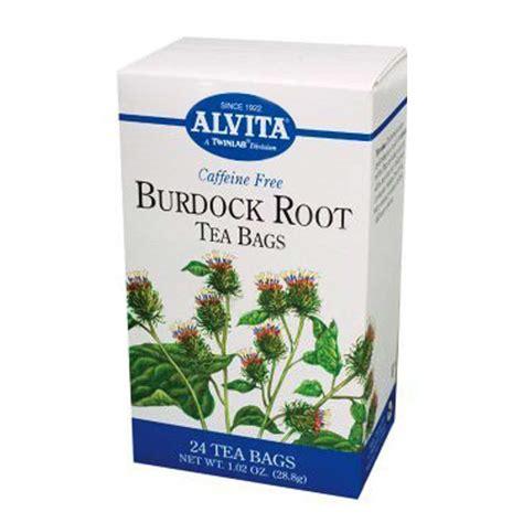 buy alvita burdock root tea 24 bags evitamins australia