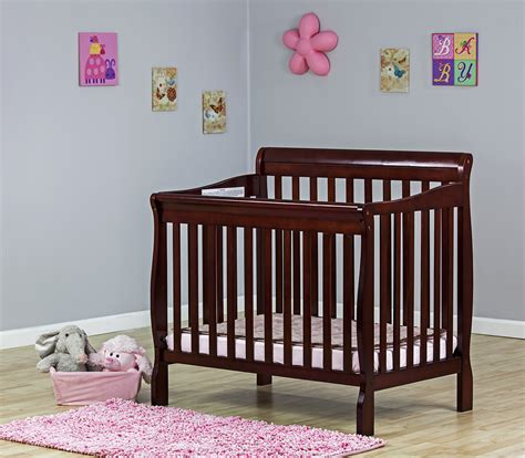 3 In 1 Mini Crib On Me Aden Convertible 3 In 1 Mini Crib