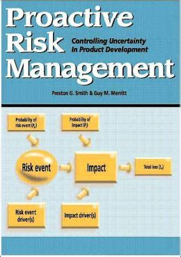 Search Risk Management Proactive Risk Management Controlling Uncertainty In