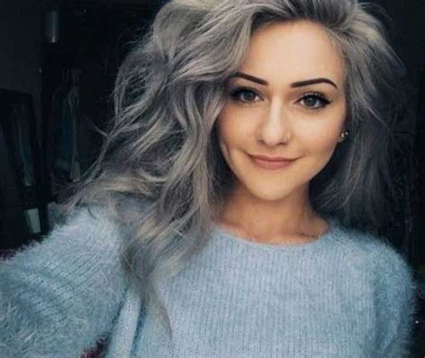 granny hair colour 2015 30 long gray hair long hairstyles 2016 2017